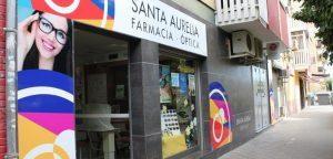 Farmacia Óptica Santa Aurelia