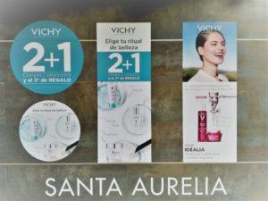 Ritual de Belleza Vichy con la tercera unidad de regalo