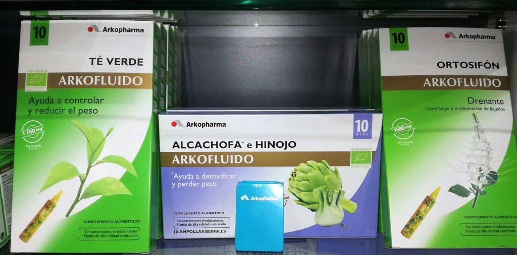 Consigue tu podómetro con Arkopharma