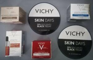 Los Skin Days de Vichy te traen un 25% de descuento