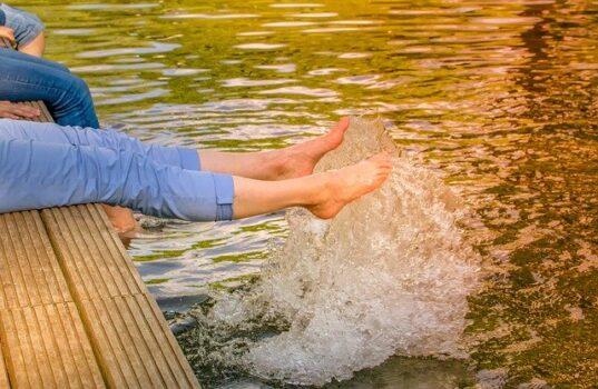 Conoce como prevenir el síndrome de las piernas cansadas