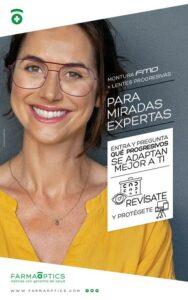 Nueva campaña de progresivos en Farmacia Optica Santa Aurelia